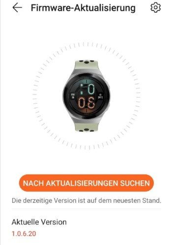 Huawei-Watch-GT2e-Update-Januar