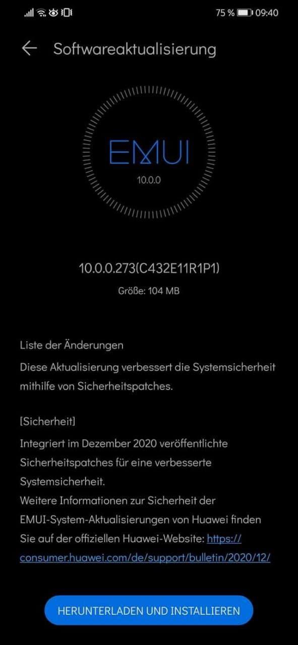 Dezemberpatch 2020