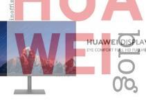 HUAWEI Display 23.8 Header