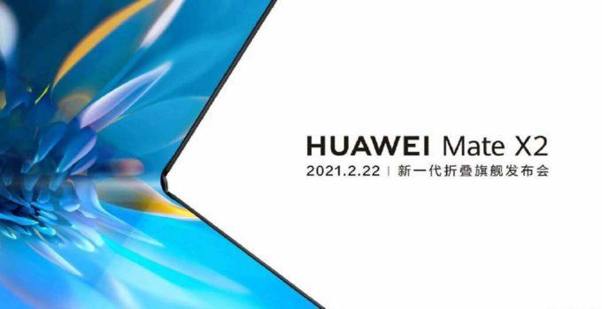HUAWEI Mate X2 Erscheinungsdatum