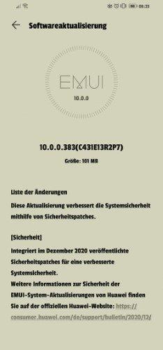 Dezemberpatch 2020.