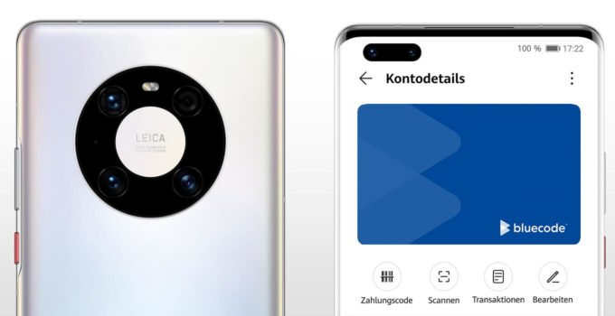 Huawei Pay Deutschland Start