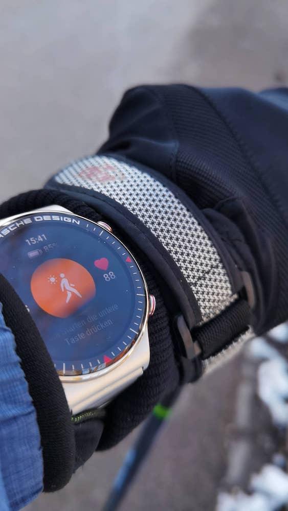 #Rainerwirdfit - Teil 9 - Nordic Walking - Health App 2