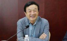 HUAWEI USA Ren Zhengfei Titelbild