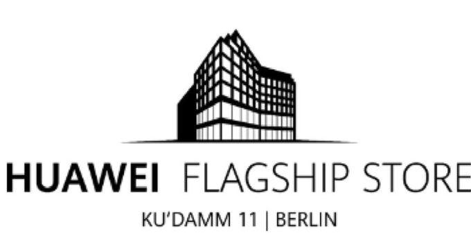 HUAWEI Flagshipstore Berlin