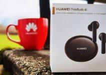 HUAWEI FreeBuds 4i im #Rainerwirdfit Test