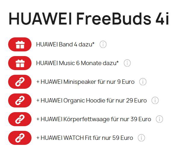 HUAWEI Freebuds 4i jetzt auch in Deutschland 1