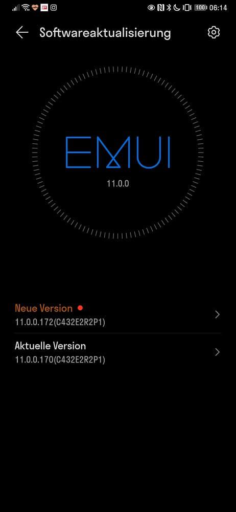 HUAWEI Mate Xs Firmwareupdate - Junipatch kommt 5