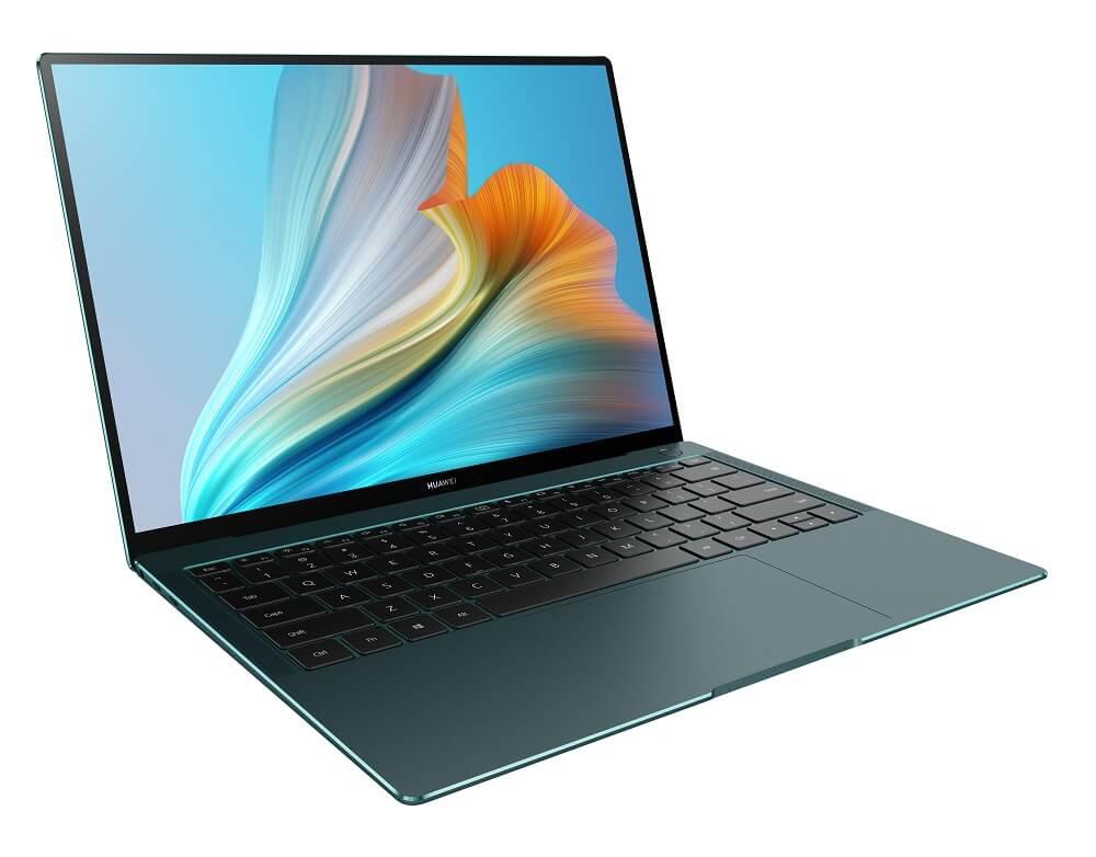 HUAWEI MateBook X Pro 2021 Emerald Green