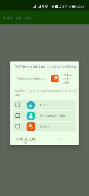 #Rainerwirdfit - Teil 10 - Health Sync 4