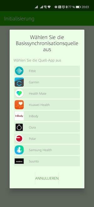 #Rainerwirdfit - Teil 10 - Health Sync 3