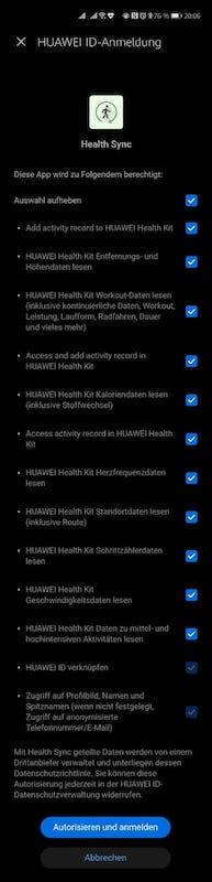 #Rainerwirdfit - Teil 10 - Health Sync 11