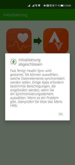 #Rainerwirdfit - Teil 10 - Health Sync 10