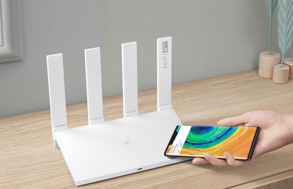 HUAWEI Wifi 6 - Kompatible Geräte - Titel