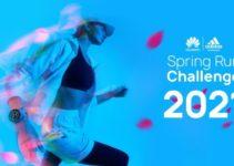 Fit und gesund in den Frühling mit der Spring Run Challenge