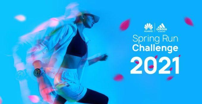 Spring Run Challenge 2021 Sport Titelbild