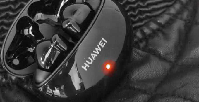 HUAWEI FreeBuds - Red Light Of Death - Rotes Licht - Lösung - Anleitung