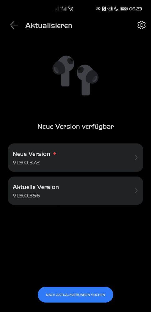 HUAWEI Freebuds Pro Update 1.9.0.372