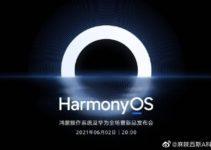 HarmonyOS kommt offiziell am 02.06.21