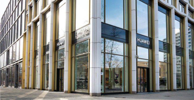 Mitten in Berlin: HUAWEI Flagship Store öffnet seine Pforten