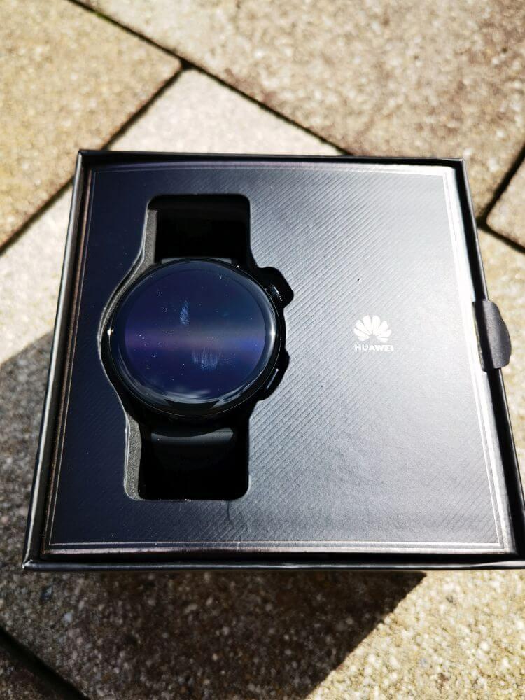 HUAWEI Watch 3 Unbox