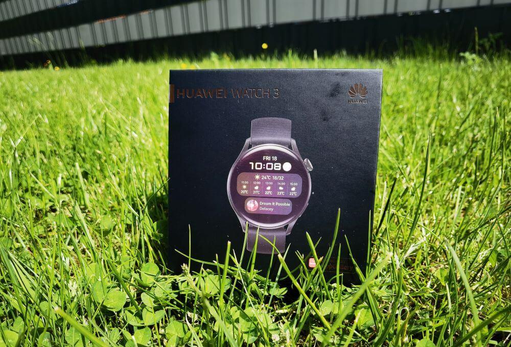 HUAWEI Watch 3 Box