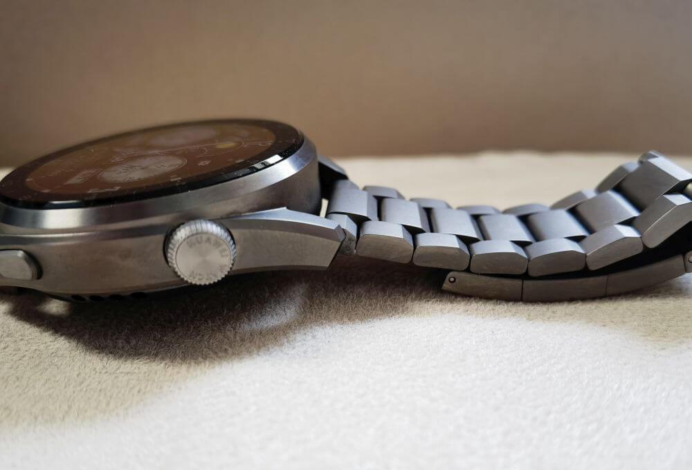 HUAWEI Watch 3 Pro Krone