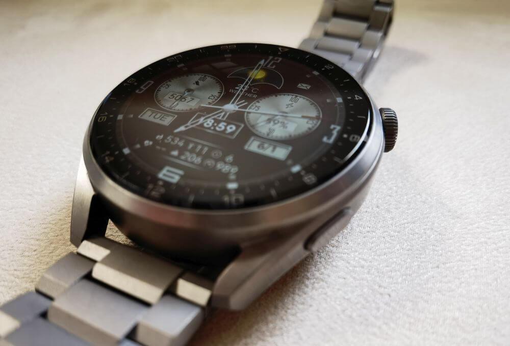 HUAWEI Watch 3 Display Watchface