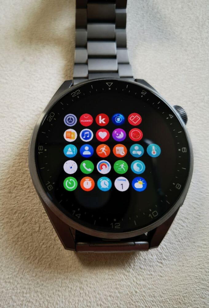 HUAWEI Watch 3 Apps