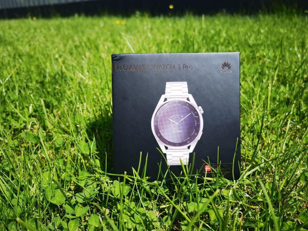HUAWEI Watch 3 Pro Box
