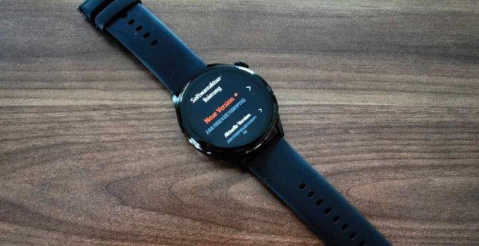 HUAWEI Watch 3 (Pro) Firmware Übersicht