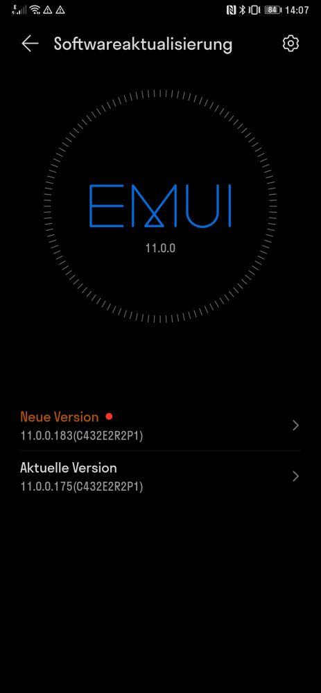 HUAWEI Mate Xs Firmwareupdate - Junipatch kommt 3