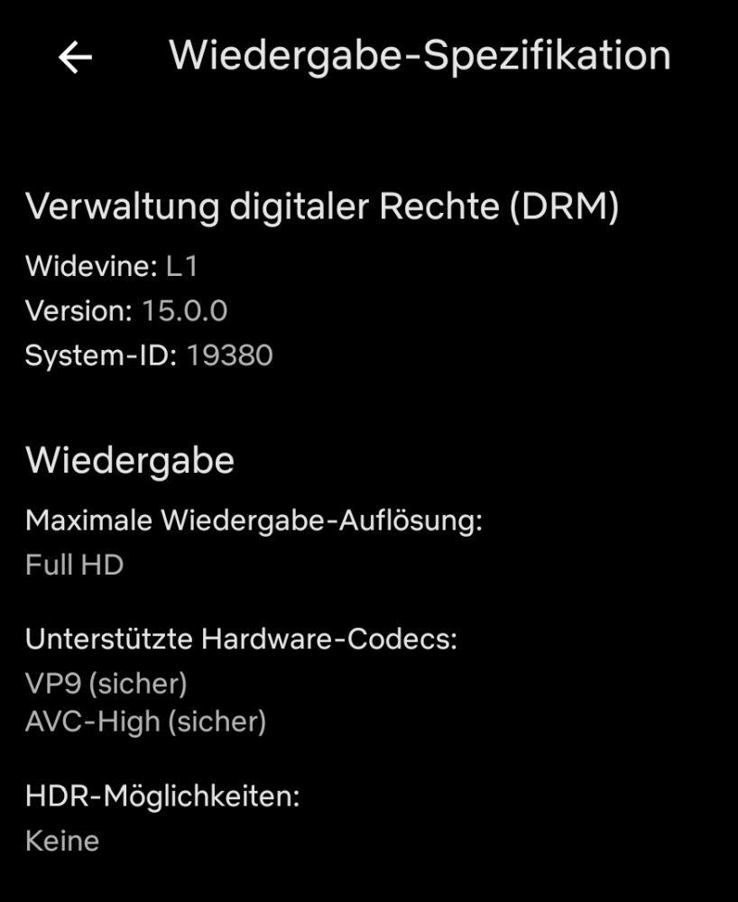 HUAWEI MatePad 11 Firmware Update Netflix HD