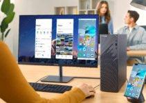 MateStation S – HUAWEIs erster Desktop-PC