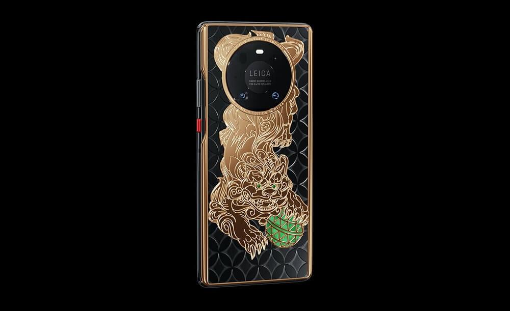 Huawei Mate 40 Pro Jade Empire Caviar Dragons Son