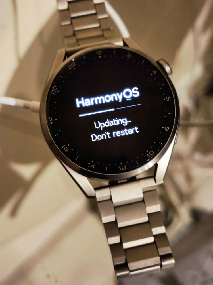 HUAWEI Watch 3 Pro Firmware Update