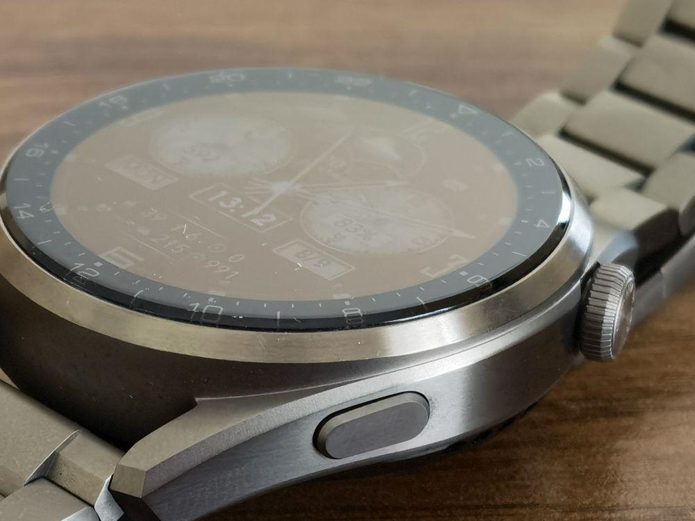 HUAWEI Watch 3 Pro Test Design