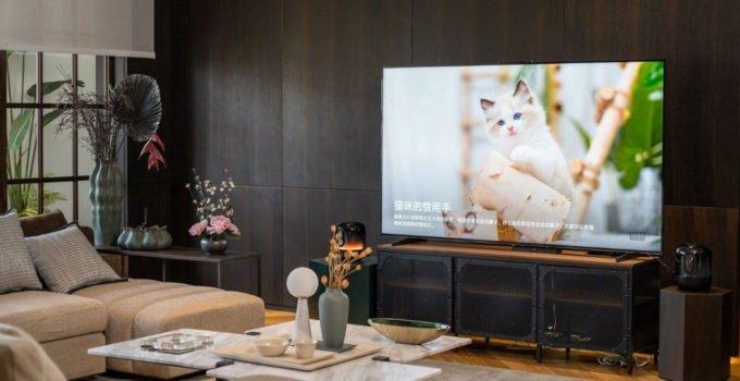 Zwei neue HUAWEI Smart Screen – mit Surround Erweiterungsmöglichkeit