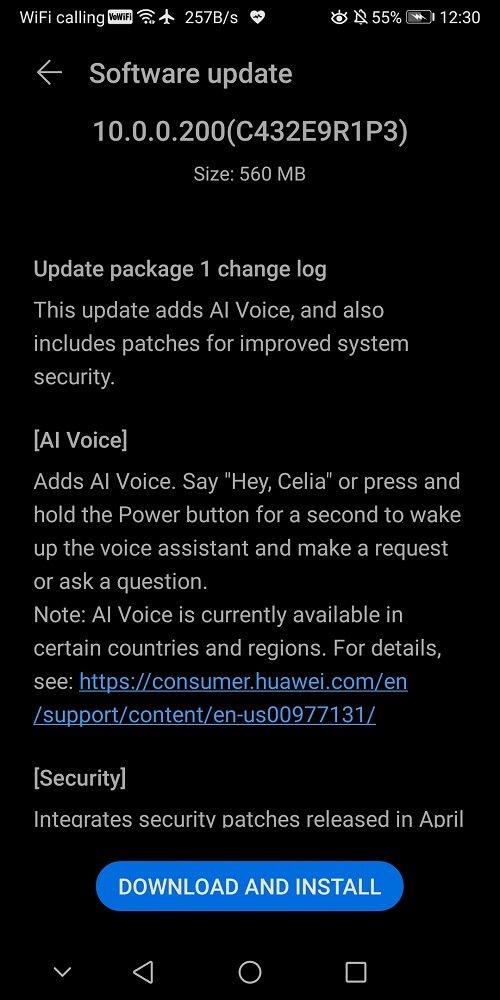 Mate 10 Pro Update: Der nächste Oldie mit neuer Firmware 2