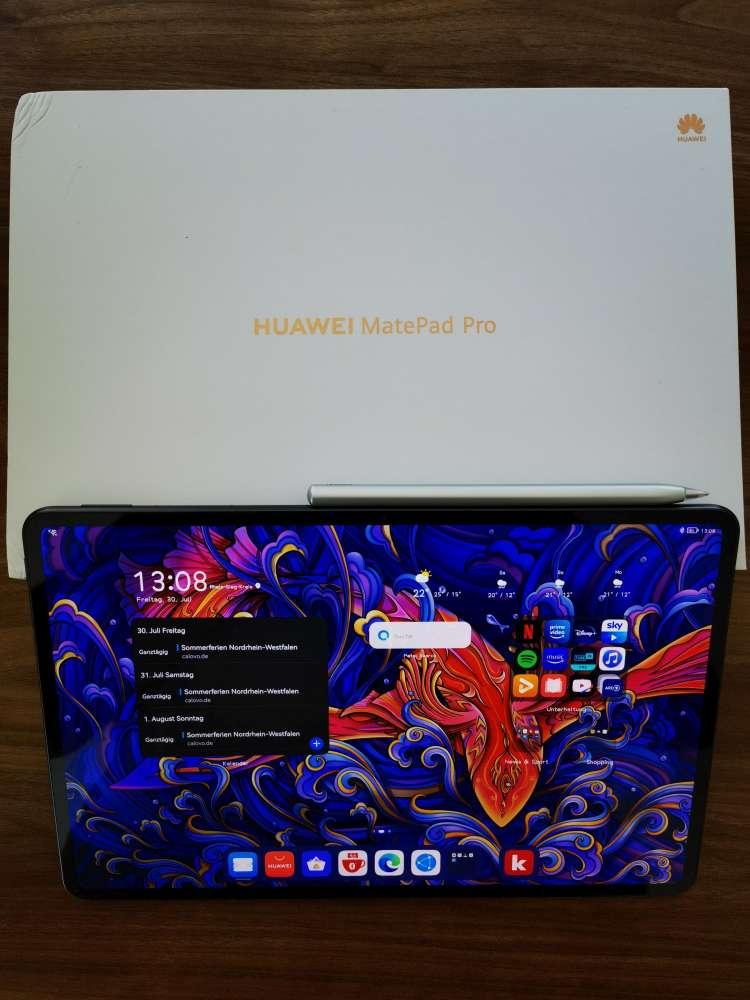 HUAWEI MatePad Pro 12.6 Test