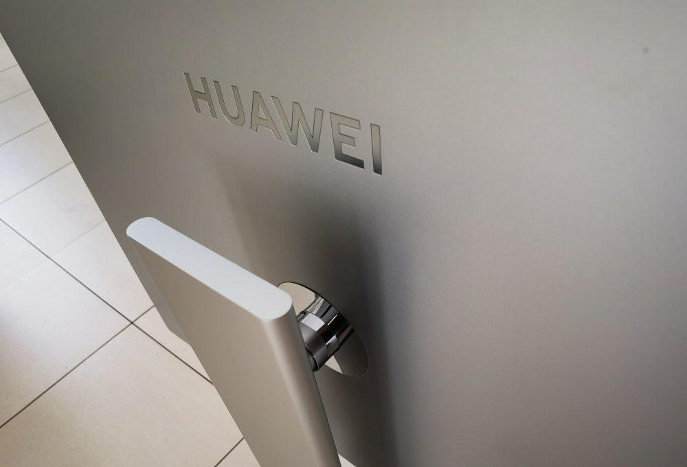 HUAWEI MateView Test Höhenverstellung