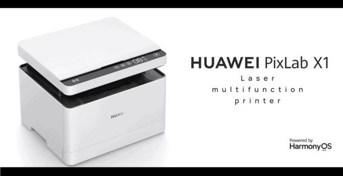 HUAWEI PixLab X1 – erster Multifunktions Drucker präsentiert