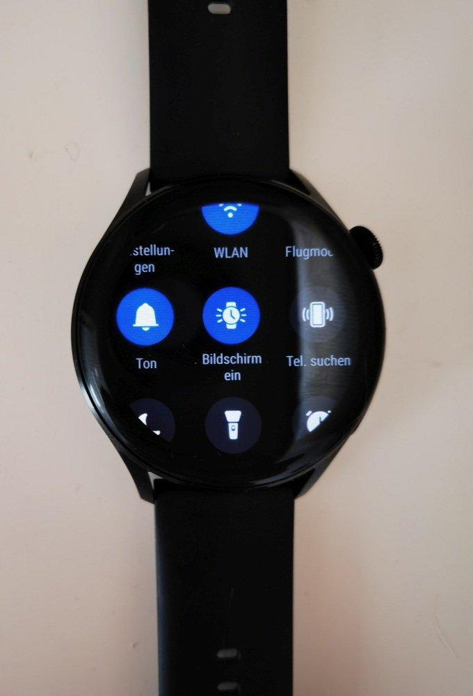 HUAWEI Watch 3 Apps installieren Bilschirm ein