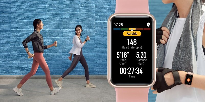 HUAWEI Watch Fit new Lifestyle