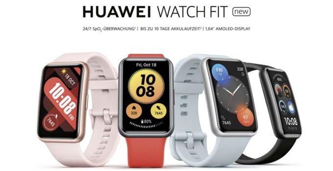 HUAWEI Watch Fit new – oder auch nicht?