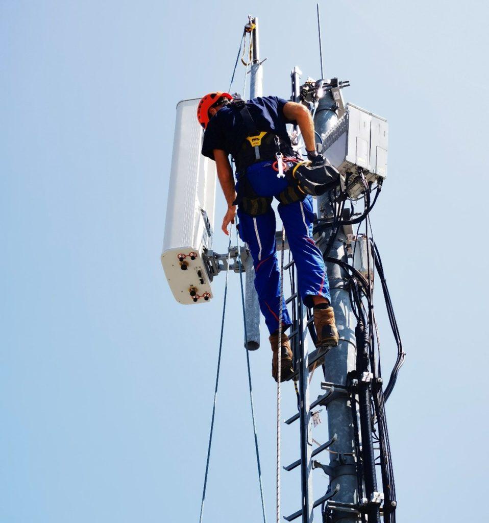 Sunrise UPC setzte auf Basisstationen von Huawei