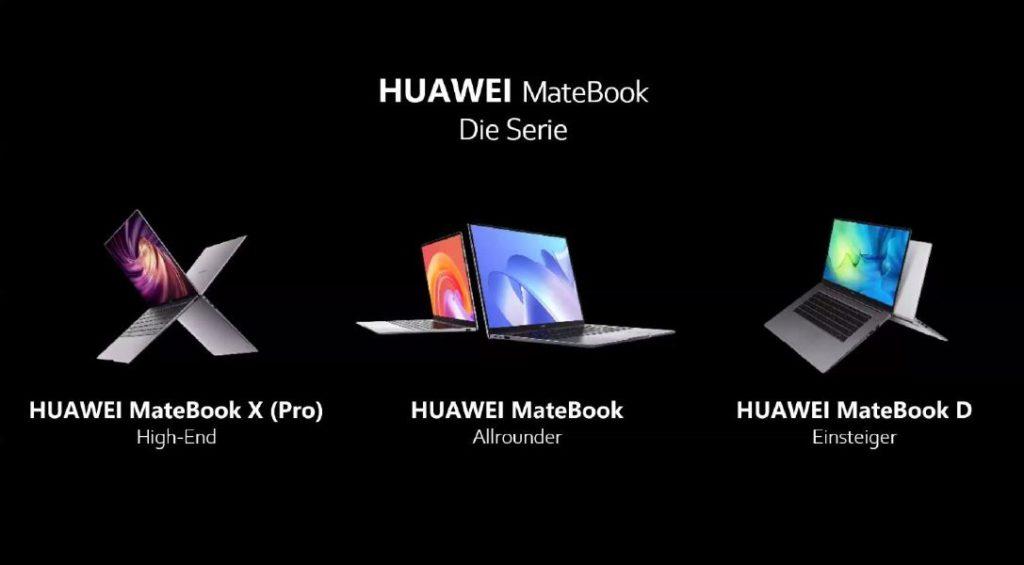 HUAWEI stellt 2 neue Laptops vor 2