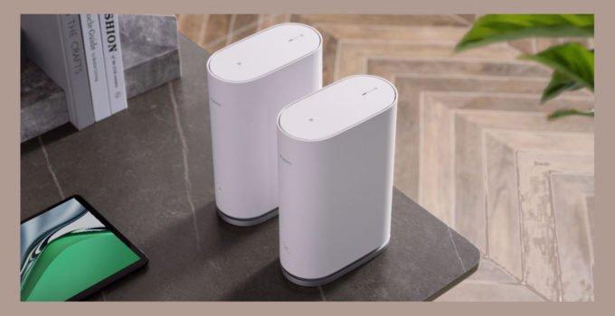 HUAWEI WiFi Mesh 7 – WLAN stabil!