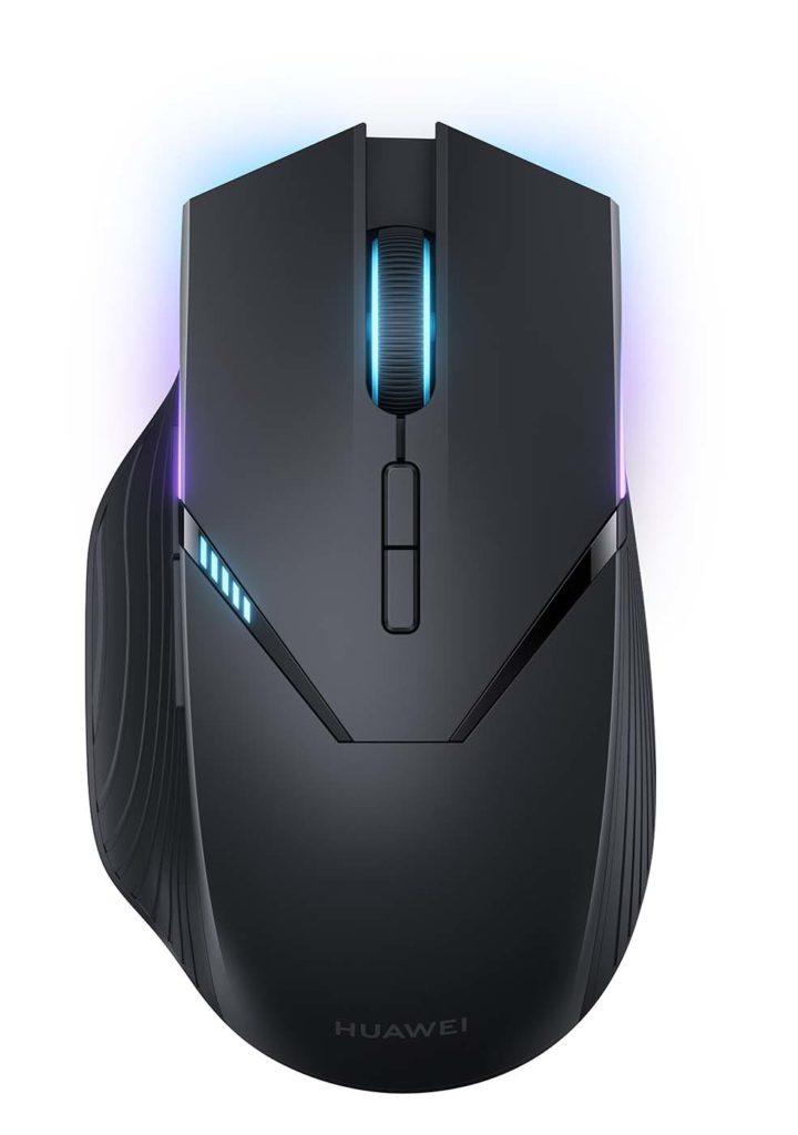 Die RGB-Beleuchtung bei der HUAWEI Wireless Mouse GT
