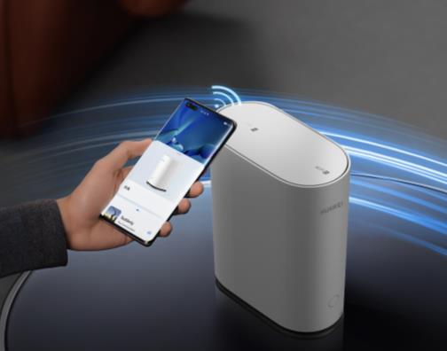 HUAWEI WiFi Mesh 7 - NFC kontaktlos einloggen